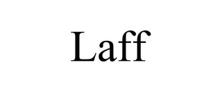 mark for LAFF, trademark #85727762