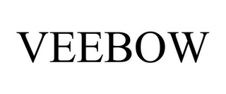 mark for VEEBOW, trademark #85727785