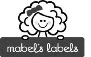 mark for MABEL'S LABELS, trademark #85727850