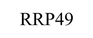 mark for RRP49, trademark #85727880