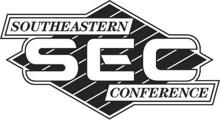 mark for SEC SOUTHEASTERN CONFERENCE, trademark #85727998