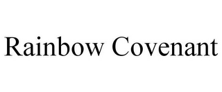 mark for RAINBOW COVENANT, trademark #85728201