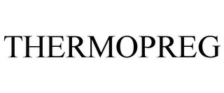 mark for THERMOPREG, trademark #85728214