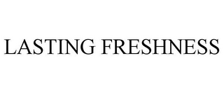 mark for LASTING FRESHNESS, trademark #85728218