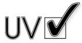 mark for UV, trademark #85728241