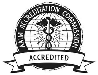 mark for AAIM ACCREDITATION COMMISSION ACCREDITED, trademark #85729341
