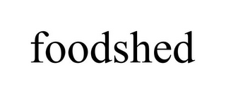 mark for FOODSHED, trademark #85729348