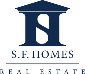 mark for S.F. HOMES REAL ESTATE, trademark #85729416