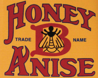 mark for HONEY B ANISE TRADE NAME, trademark #85729440
