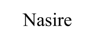 mark for NASIRE, trademark #85729544