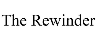 mark for THE REWINDER, trademark #85729654