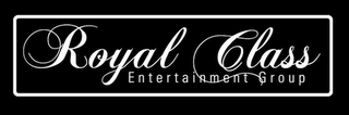 mark for ROYAL CLASS ENTERTAINMENT GROUP, trademark #85729735