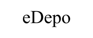 mark for EDEPO, trademark #85729841