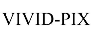 mark for VIVID-PIX, trademark #85729986