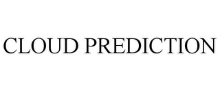 mark for CLOUD PREDICTION, trademark #85730181