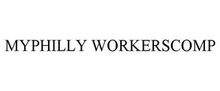 mark for MYPHILLY WORKERSCOMP, trademark #85730368