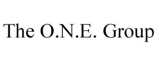 mark for THE O.N.E. GROUP, trademark #85730803