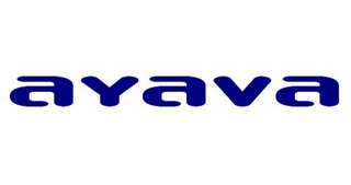 mark for AYAVA, trademark #85730947