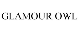 mark for GLAMOUR OWL, trademark #85730969