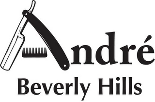 mark for ANDRÉ BEVERLY HILLS, trademark #85731251