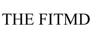 mark for THE FITMD, trademark #85731621