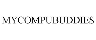 mark for MYCOMPUBUDDIES, trademark #85731679