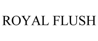 mark for ROYAL FLUSH, trademark #85732003