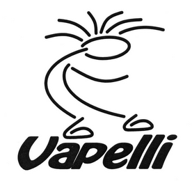 mark for VAPELLI, trademark #85732036