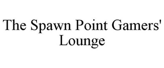 mark for THE SPAWN POINT GAMERS' LOUNGE, trademark #85732175