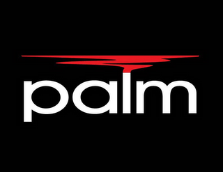 mark for PALM, trademark #85732232