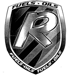 mark for R FUELS · OILS FUELS · OILS FUELS · OILS, trademark #85732491
