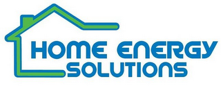 mark for HOME ENERGY SOLUTIONS, trademark #85732560