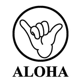 mark for ALOHA, trademark #85732746