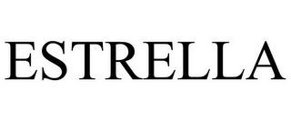 mark for ESTRELLA, trademark #85732808