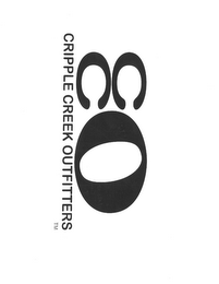mark for CCO CRIPPLE CREEK OUTFITTERS, trademark #85732999