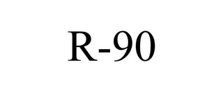 mark for R-90, trademark #85733003