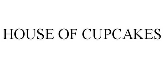mark for HOUSE OF CUPCAKES, trademark #85733009
