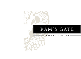 mark for · RAM'S GATE · WINERY · SONOMA, trademark #85733052