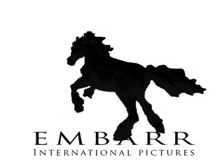 mark for EMBARR INTERNATIONAL PICTURES, trademark #85733063