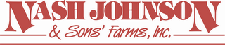 mark for NASH JOHNSON & SONS' FARMS, INC., trademark #85733076
