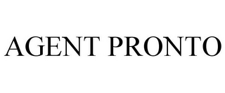 mark for AGENT PRONTO, trademark #85733251
