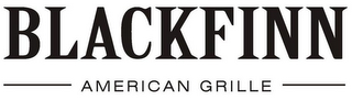 mark for BLACKFINN AMERICAN GRILLE, trademark #85733378