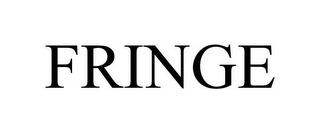 mark for FRINGE, trademark #85733508