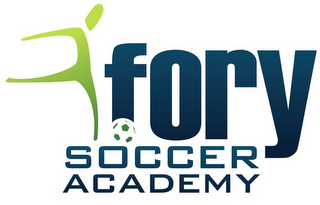 mark for FORY SOCCER ACADEMY, trademark #85733617