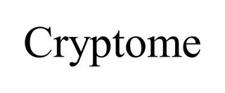 mark for CRYPTOME, trademark #85733669