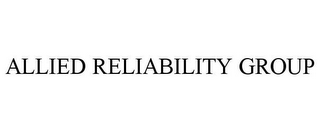 mark for ALLIED RELIABILITY GROUP, trademark #85733819