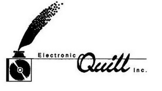mark for ELECTRONIC QUILL INC., trademark #85733897