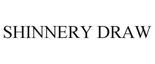 mark for SHINNERY DRAW, trademark #85733928