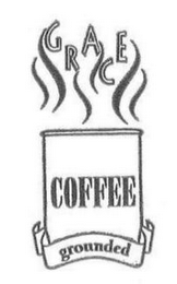 mark for GROUNDED GRACE COFFEE, trademark #85734010