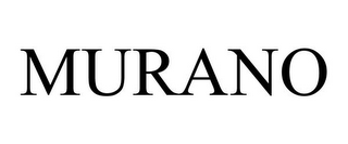 mark for MURANO, trademark #85734393